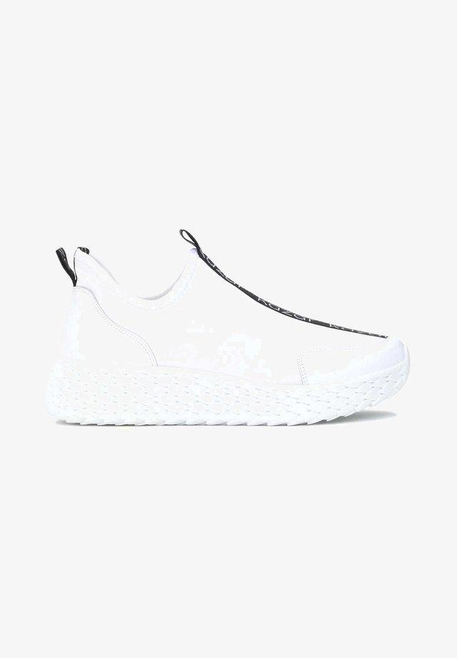 KESHA  - Sneakers laag - white
