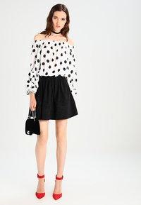 Moves - KIA - A-line skirt - black - 1
