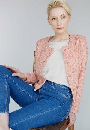 Summer jacket - apricot