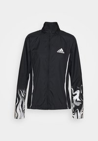 adidas Performance - GLAM ON - Løbejakker - black
