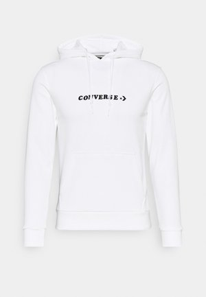 DIGITAL GRAPHIC HOODIE UNISEX - Sweatshirt - white