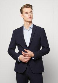 Ben Sherman Tailoring - STRUCTURE SUIT - Kostuum - navy - 2