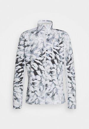 FAST  - Löparjacka - grey one/white