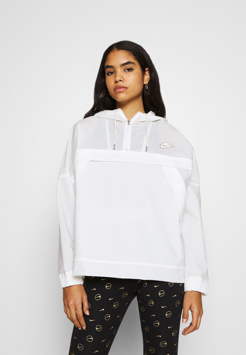 Nike Sportswear - EARTH DAY - Windbreaker - white