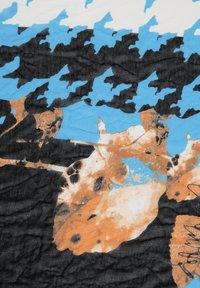 Taifun - MIT PRINT - Foulard - bluebelle gemustert - 1