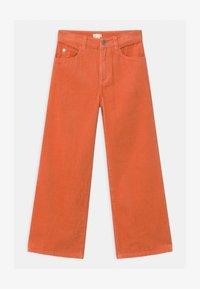 ARKET - Trousers - orange medium dusty - 0