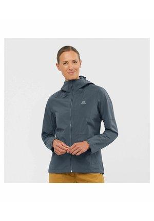 Waterproof jacket - beige mel