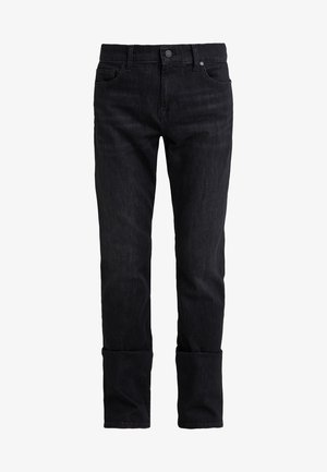 RONNIE LUXE PERFORMANCE - Slim fit jeans - washed black