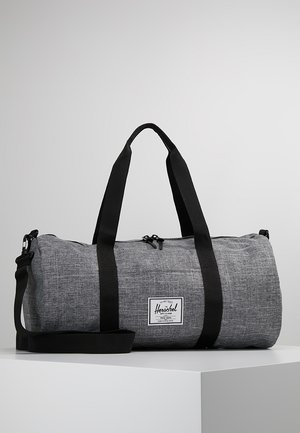 SUTTON MID VOLUME - Sac de voyage - raven crosshatch/black