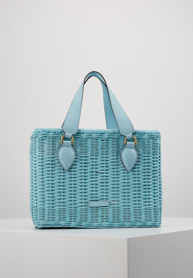 BORSA  - Handtasche - blue
