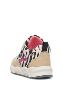 Naturino - IM ZEBRA-DESIGN-PLA - High-top trainers - gold - 3