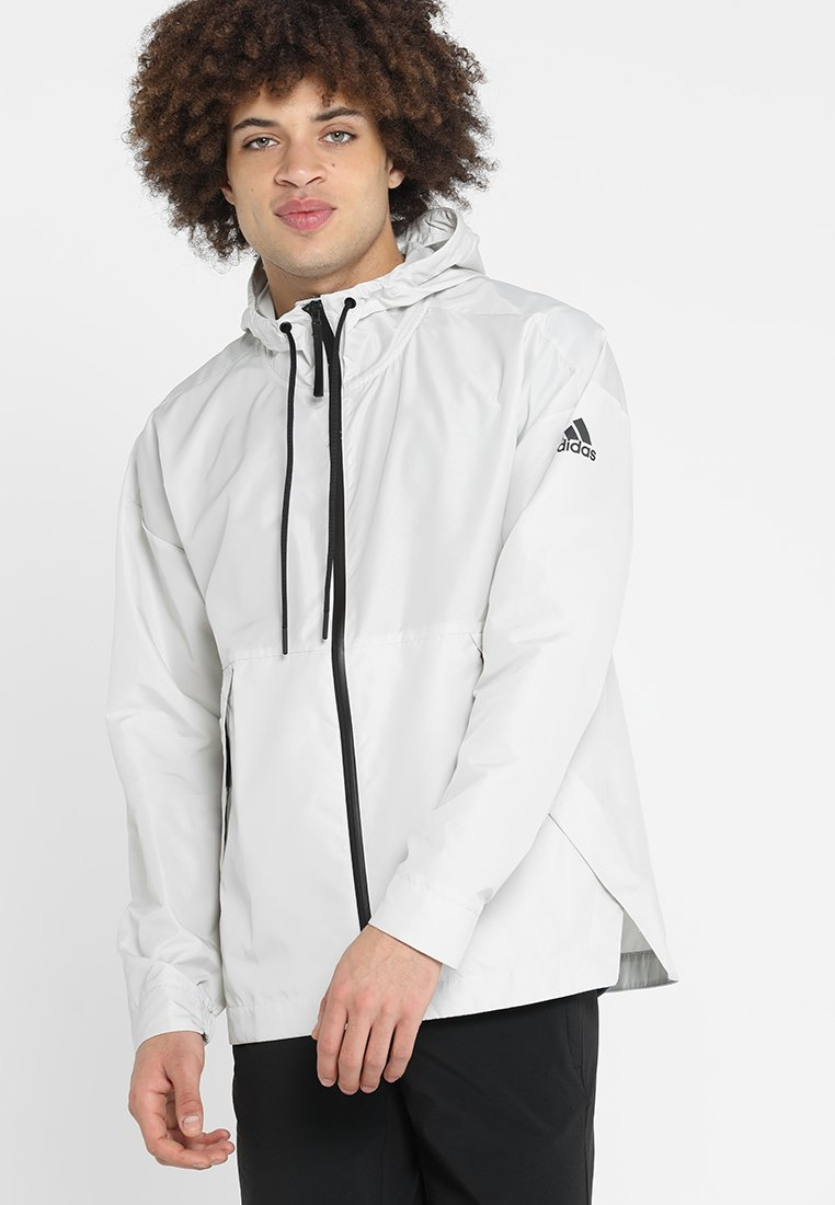 adidas Performance - URBAN - Cortaviento - raw white