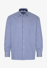 Eterna - COMFORT FIT - Shirt - blau/weiß - 3