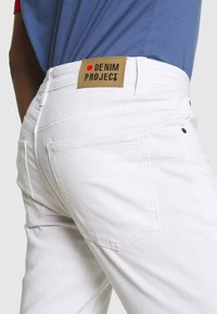 Denim Project - Slim fit jeans - white