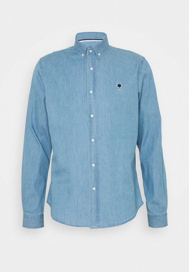 IVOY  - Camicia - blue denim