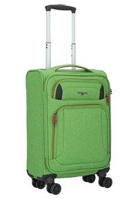Hardware - AIRSTREAM  - Wheeled suitcase - bright green - 2