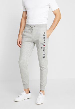 BASIC BRANDED  - Spodnie treningowe - grey