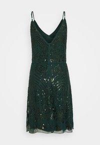 Molly Bracken - LADIES DRESS - Cocktail dress / Party dress - dark green - 1