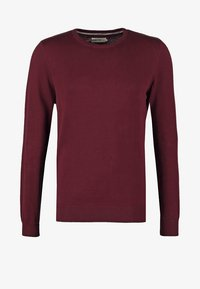 Pier One - Jumper - bordeaux - 5
