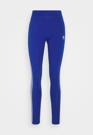 Leggings - Trousers - team royal blue/white