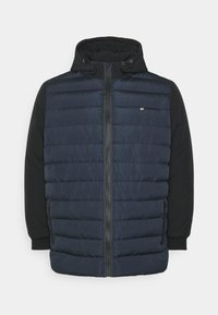 Blend - OUTERWEAR - Winter coat - dark navy - 0