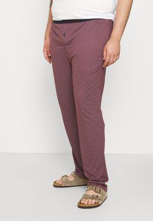 PANTS - Pyjama bottoms - bordeaux