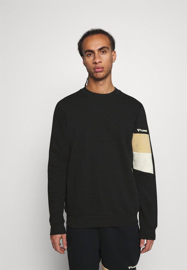 HMLAIDAN - Sweatshirt - black