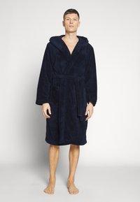 Pier One - Dressing gown - dark blue - 1