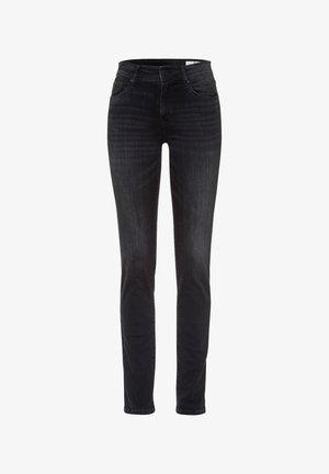 ROSE - Straight leg jeans - dark-grey