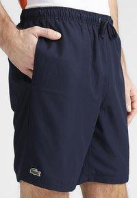 Lacoste Sport - HERREN SHORT - Sports shorts - navy blue - 4