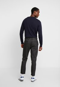 Selected Homme - SLHSPECIA ALEX MIX ZIP PANTS - Pantalones - grey - 2