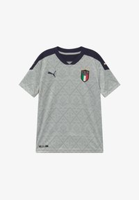 Puma - ITALIEN FIGC REPLICA - Club wear - gray violet/peacoat - 2
