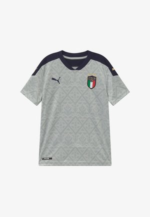 ITALIEN FIGC REPLICA - Nationalmannschaft - gray violet/peacoat