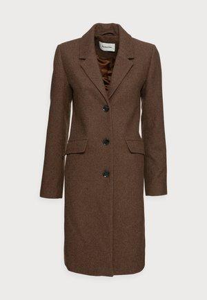 PAMELA COAT - Klassinen takki - chipmunk