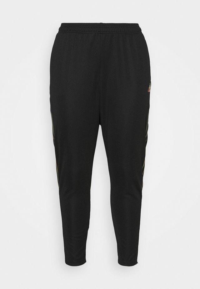 TIRO PRIDE IN - Pantalon de survêtement - black