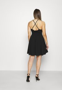 WAL G. - SKATER DRESS - Cocktail dress / Party dress - black - 2