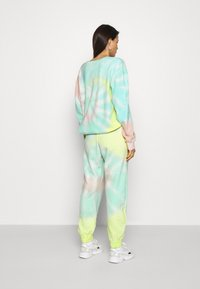 Missguided - PLAYBOY TIE DYE JOGGER - Tracksuit bottoms - multi - 2