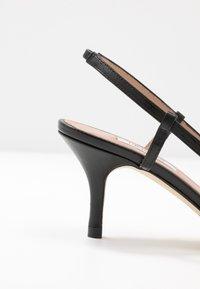 LK Bennett - HALLY - Classic heels - black - 2