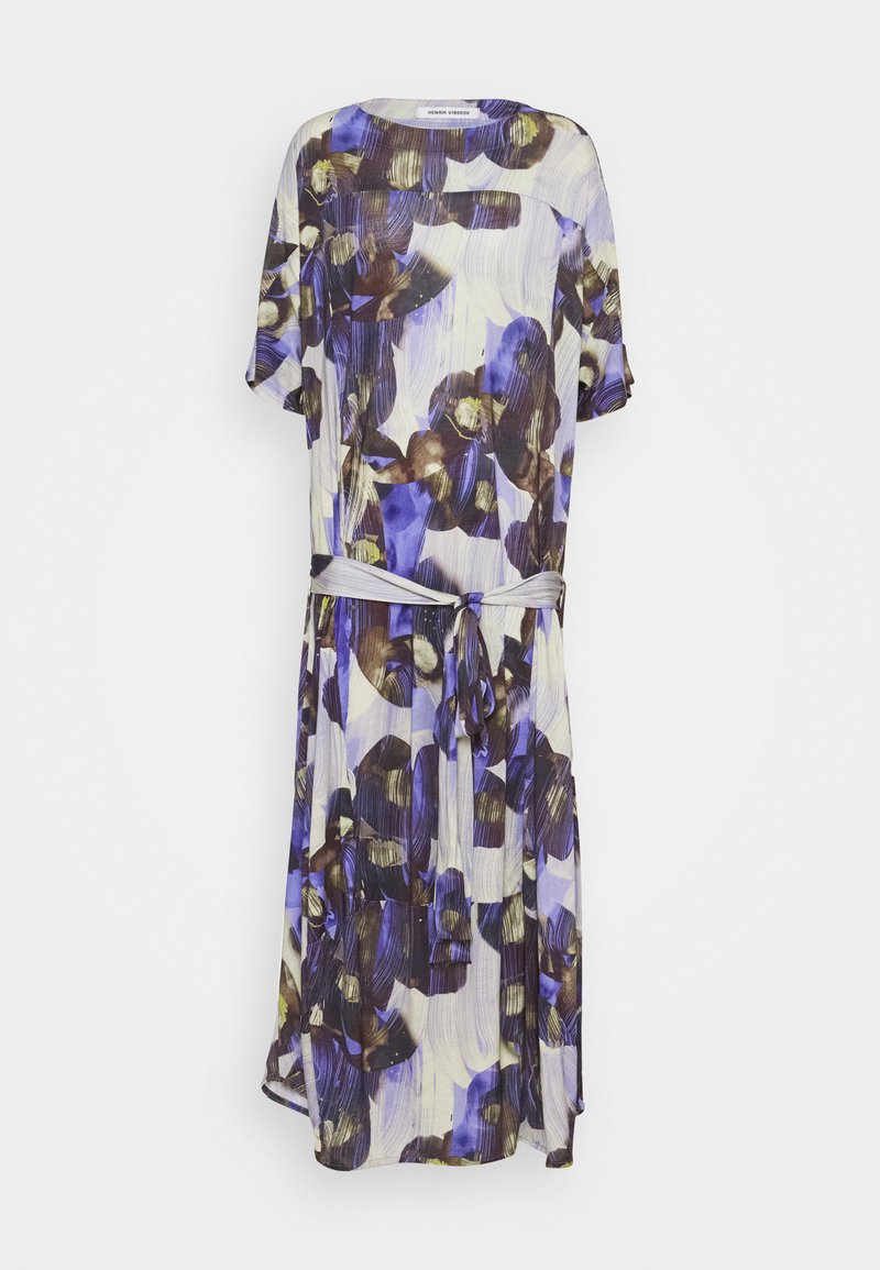 Henrik Vibskov - PIPETTE DRESS - Maxi dress - purple canned