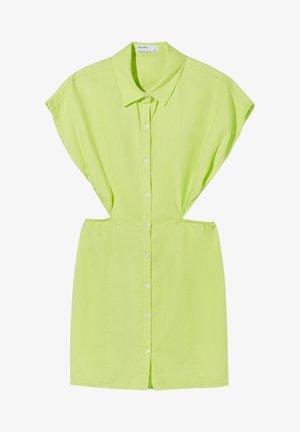 Robe chemise - green