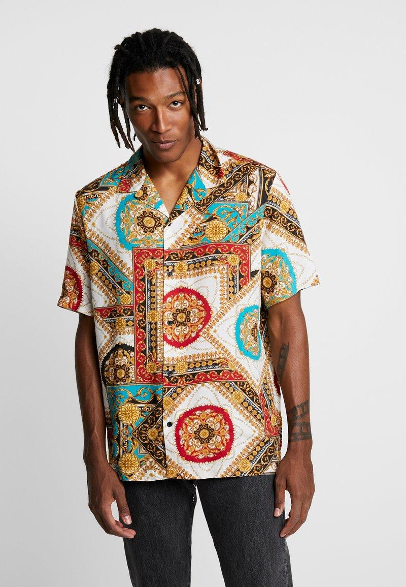 Jaded London - VINTAGE BAROQUE REVERE - Shirt - multi coloured