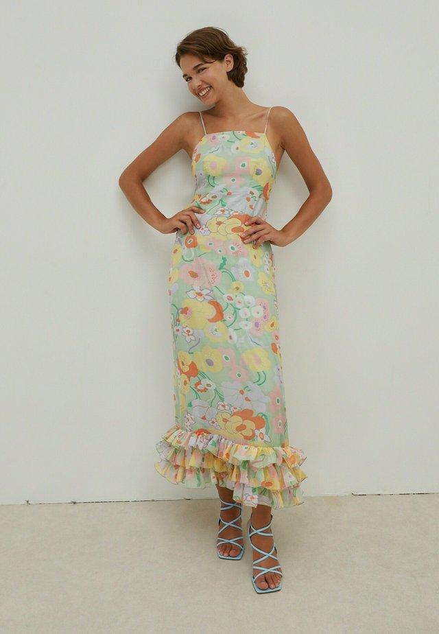 CHARLEY - Day dress - mischfarben