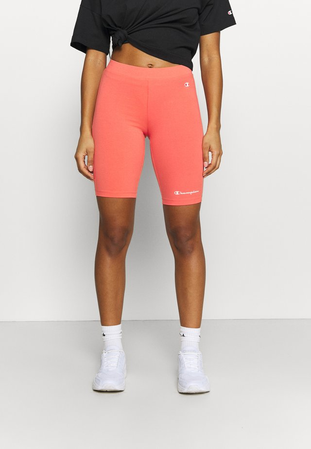 BIKE TRUNK - Tights - coral