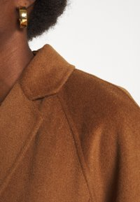 Trussardi - COAT PANNO APRIBILE - Classic coat - thrush - 5