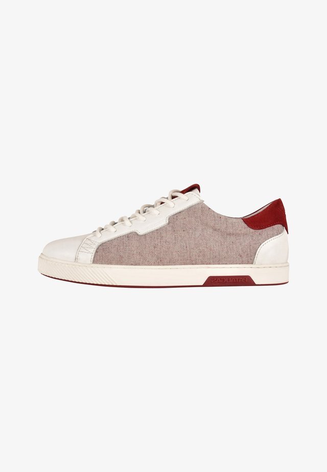 MELCHIOR H2G - Sneakers basse - red