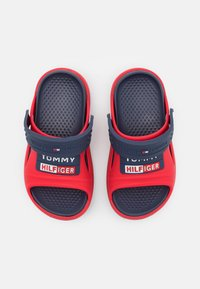 Tommy Hilfiger - UNISEX - Mules - red/blue - 3