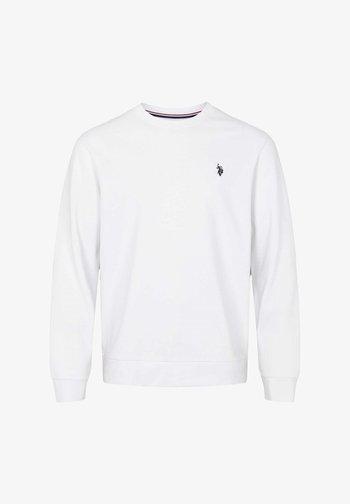 ADLER - Sweatshirt - white