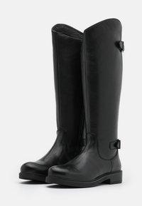 Les Tropéziennes par M Belarbi - LOLA - Vysoká obuv - noir - 2