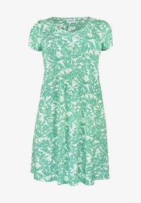 Live Unlimited London - Jersey dress - green - 1