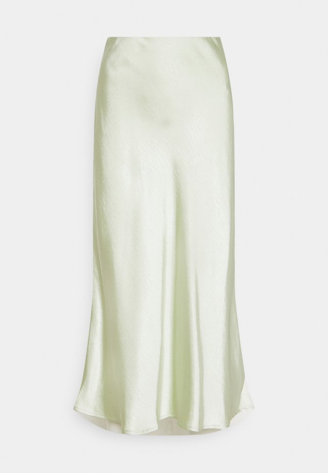 YASPASTELLA MIDI SKIRT - A-lijn rok - tender greens